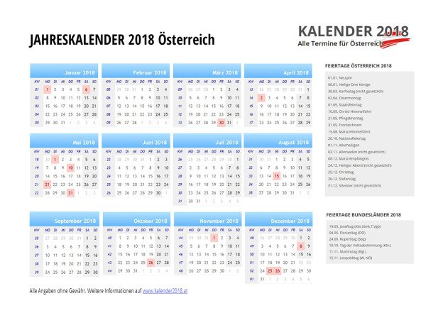 Kalender-2018